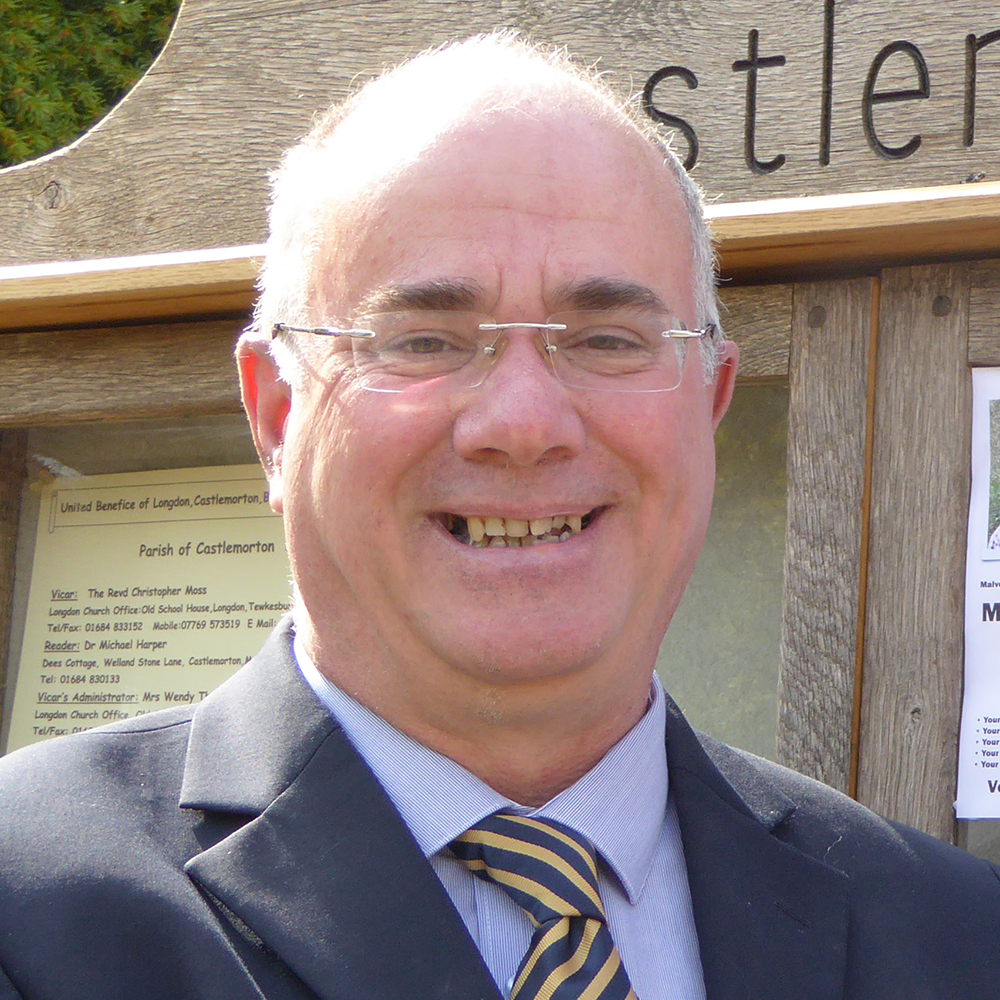 Tom Wells County Councillor Powick Division